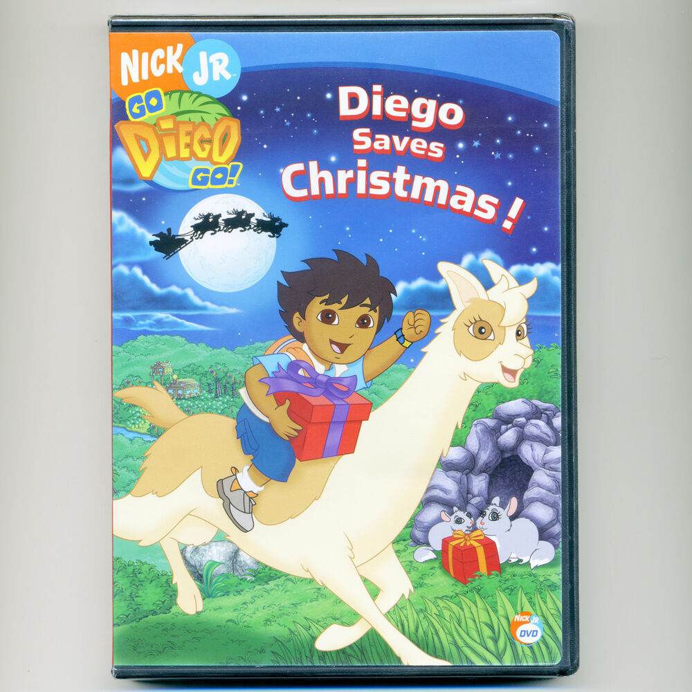diego great dinosaur rescue dvd