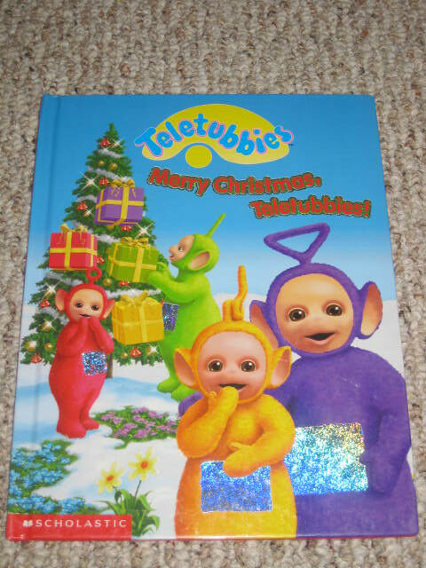 Merry Christmas Teletubbies By Tim Jacobus 1999