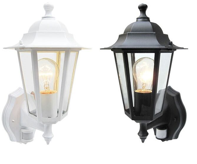 Solar Wall Lantern Lights