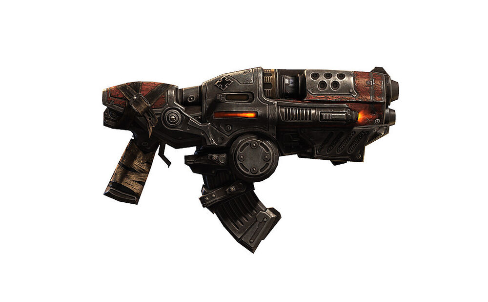 Gears Of War Judgment Classic Hammerburst DLC Skin Pre