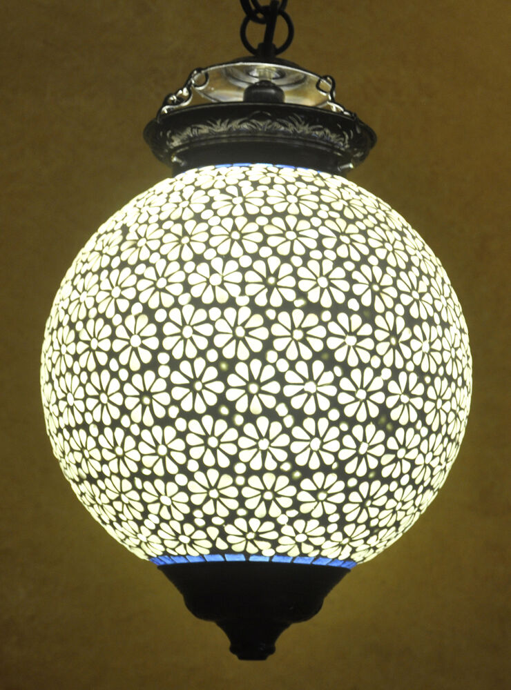 Morrocan Pendant Light
