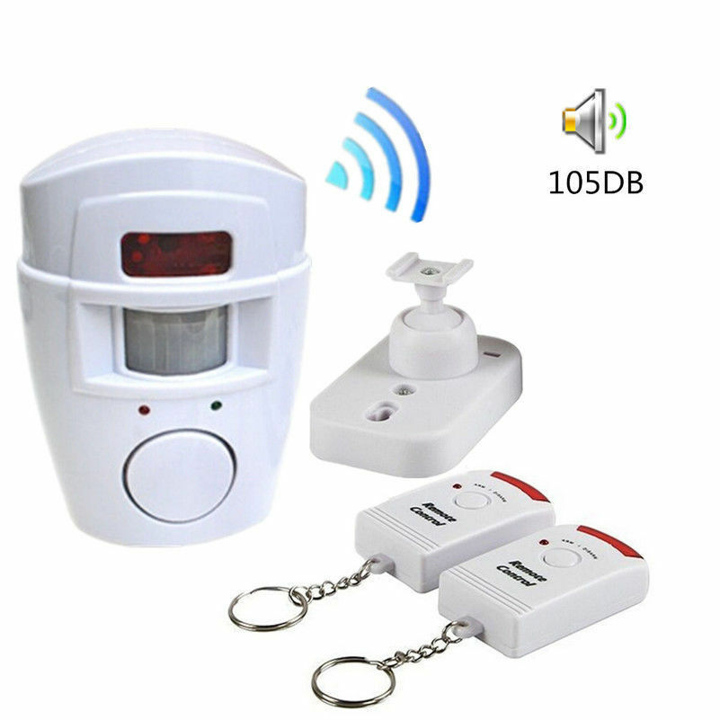 Security Alarm System History