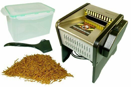 Leaf Shredder Machine