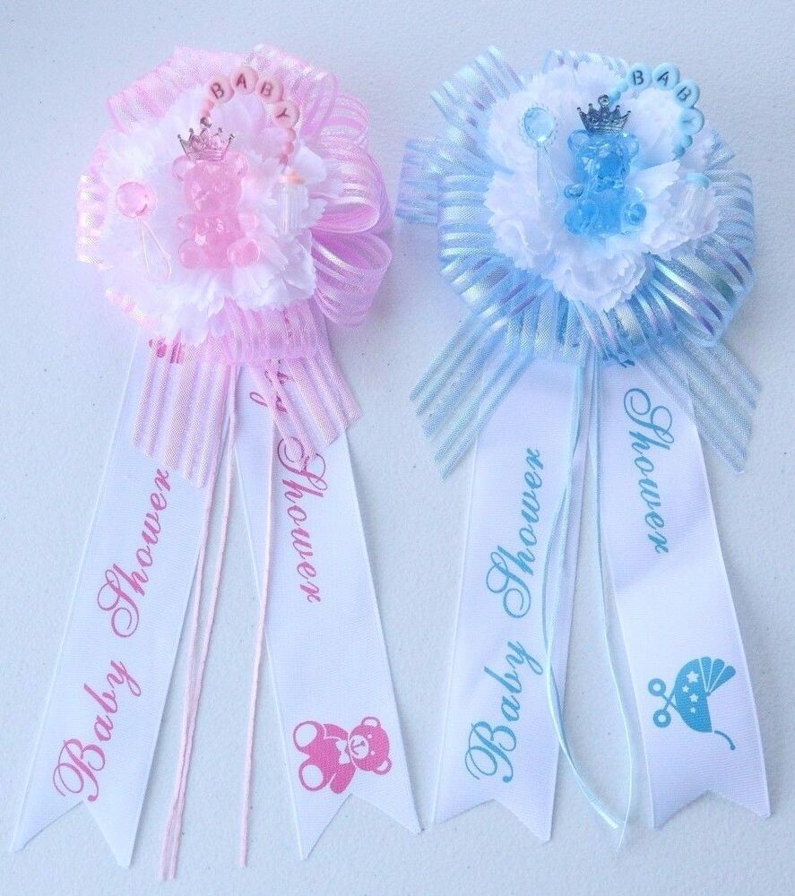 Baby Shower Boy Party Favors