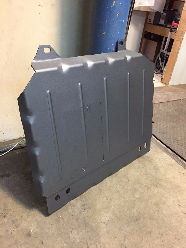 Superskidz Differential Skid Plate For 2015 And 2018 Chevy