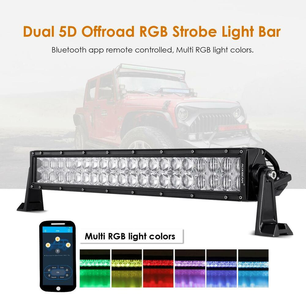 Rgb Led Light Bar