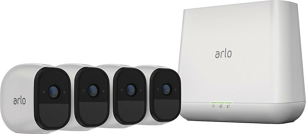 Wireless Outdoor Home Security Camera Systems