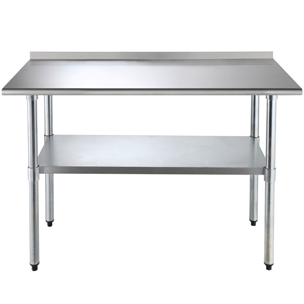 Commercial Kitchen Stainless Steel Tables