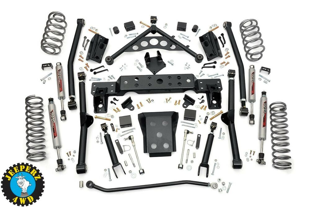Bds Long Arm Suspension Jeep Wrangler