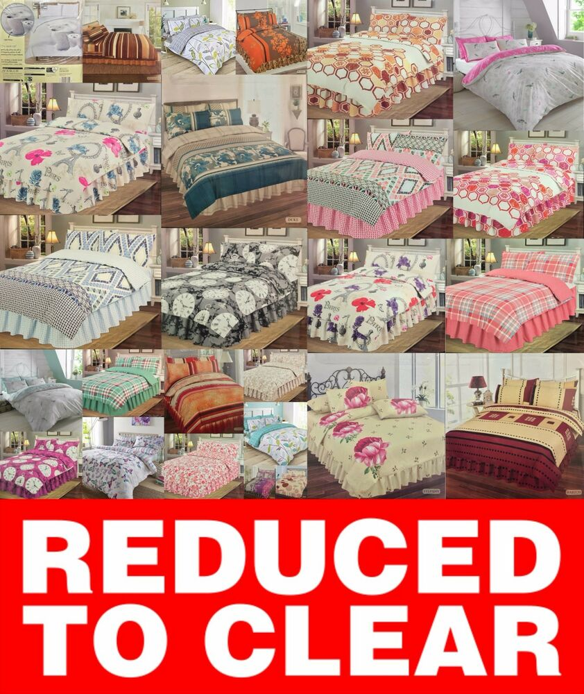 Quilts King Clearance