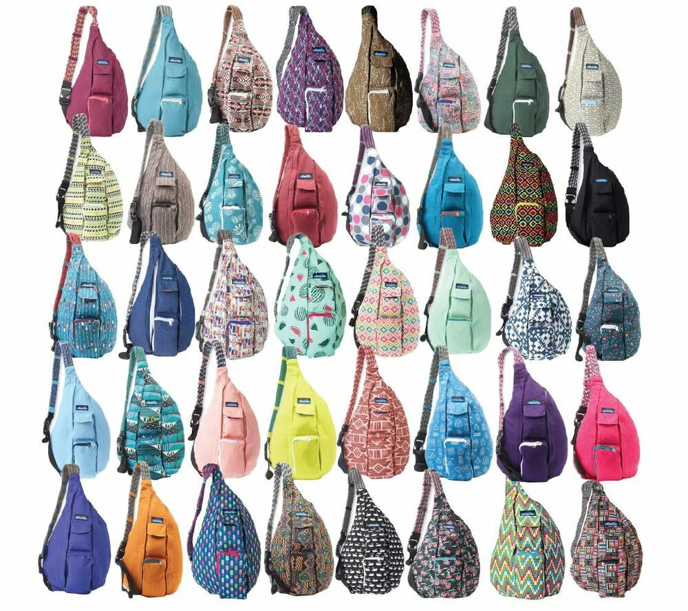 Kavu Rope Sling Bag Backpack