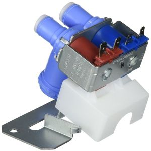 Refrigerator Water Valve Dual Solenoid Inlet Ice Maker