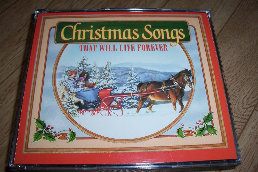 Kenny Rogers Christmas Cds