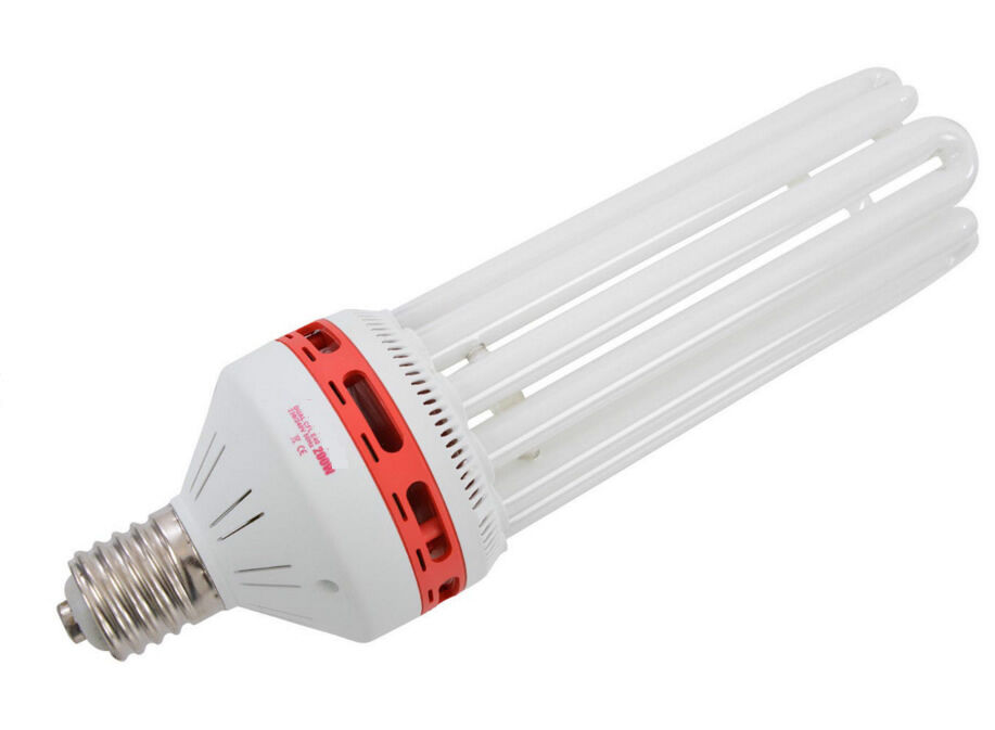 Red Spectrum Fluorescent Light Bulbs