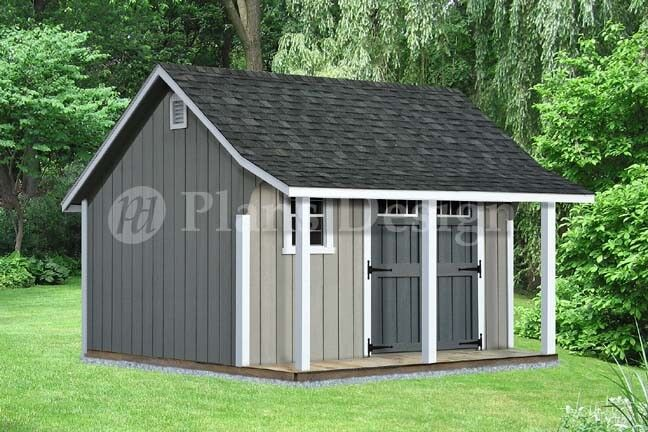 Shed Material Cost
