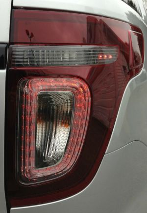 OEM NEW 2013 Ford Explorer SPORT Tail light RIGHT Smoked
