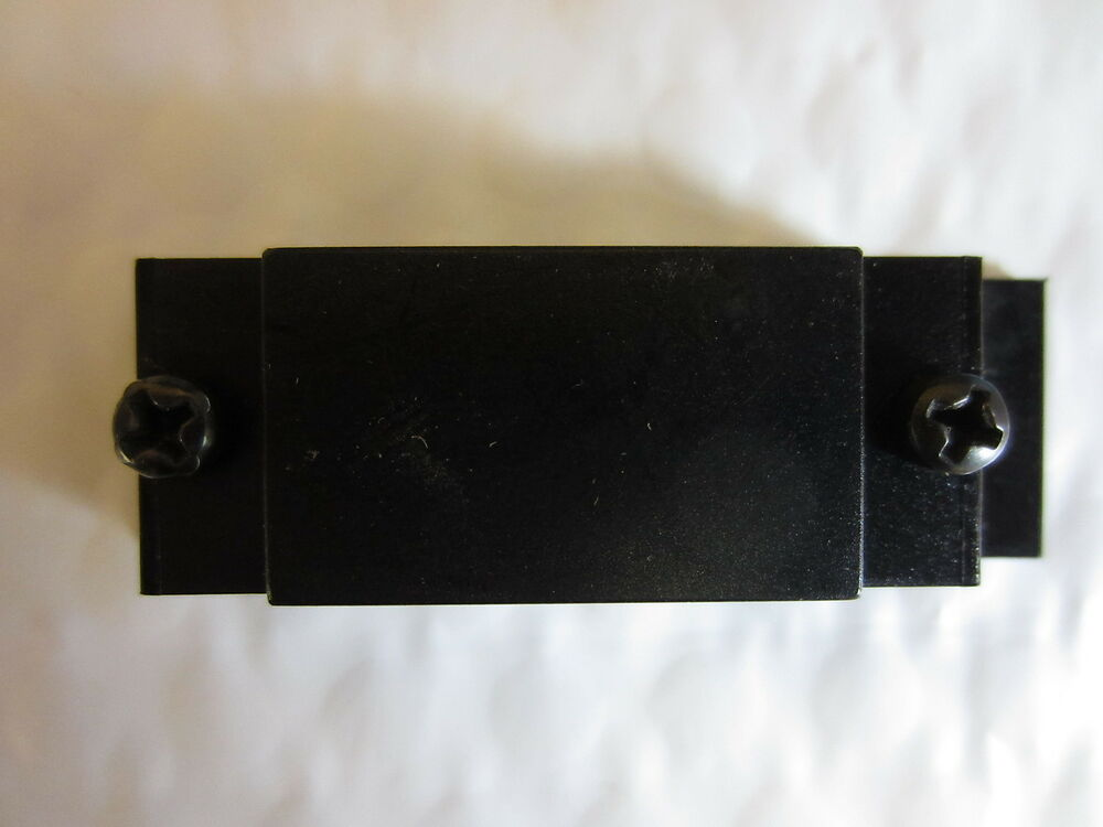 Blank Cover For Carling Rocker Switch Panel