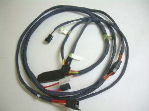 1961 1962 Chevy Impala Power Window Wiring Harness Front
