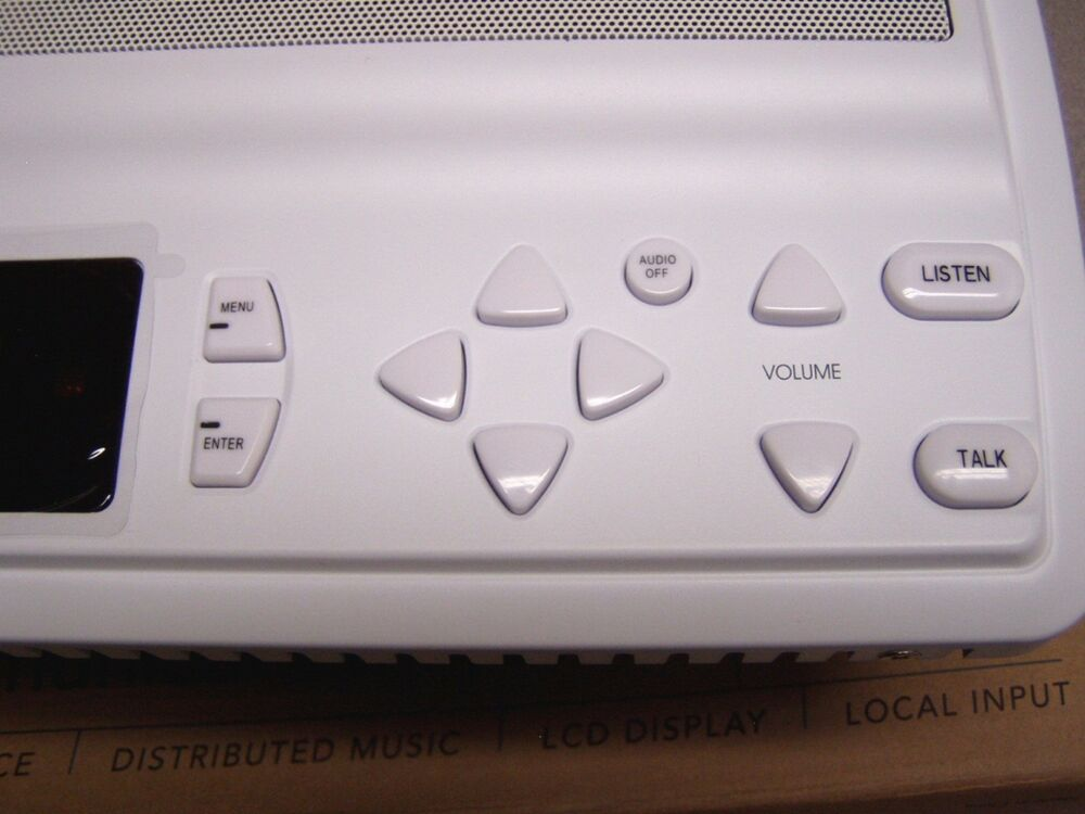 Wireless Home Security Camera System Monitor