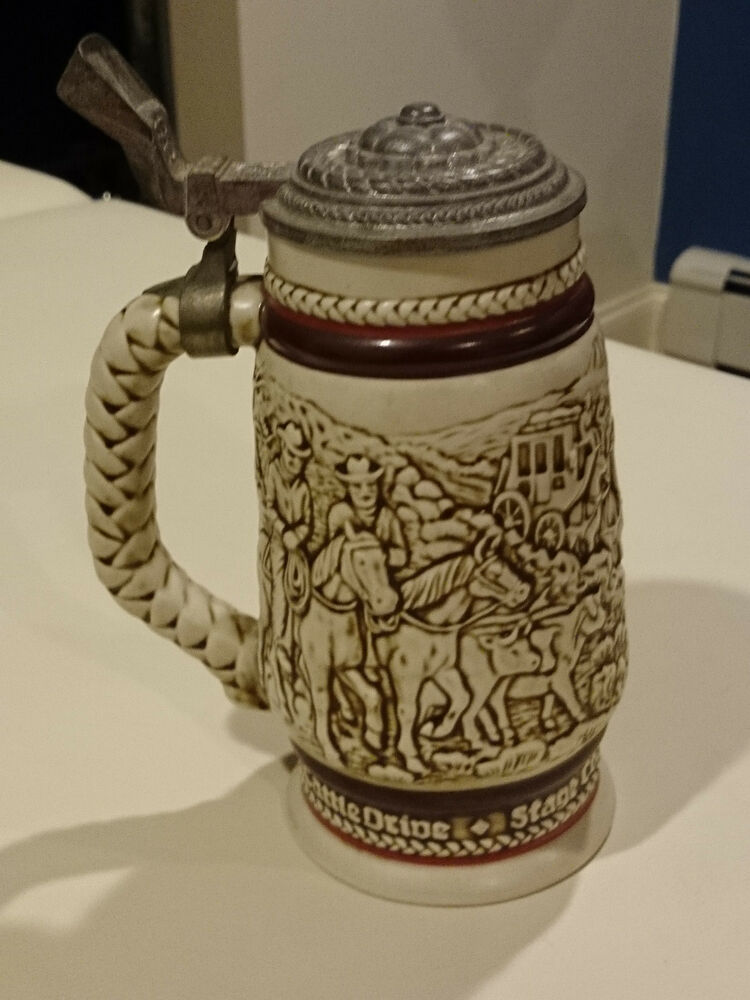 Avon Collectible Steins Wanted
