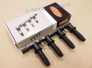 Genuine Delphi Vauxhall Ignition Coil Pack 95517924 Astra