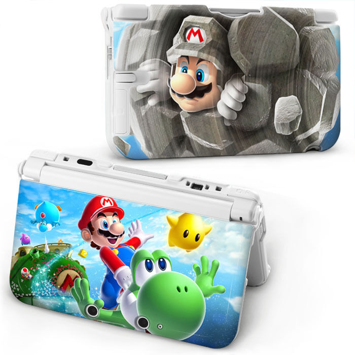 MARIO Amp YOSHI Hard Case Cover For OLD STYLE NINTENDO 3DS
