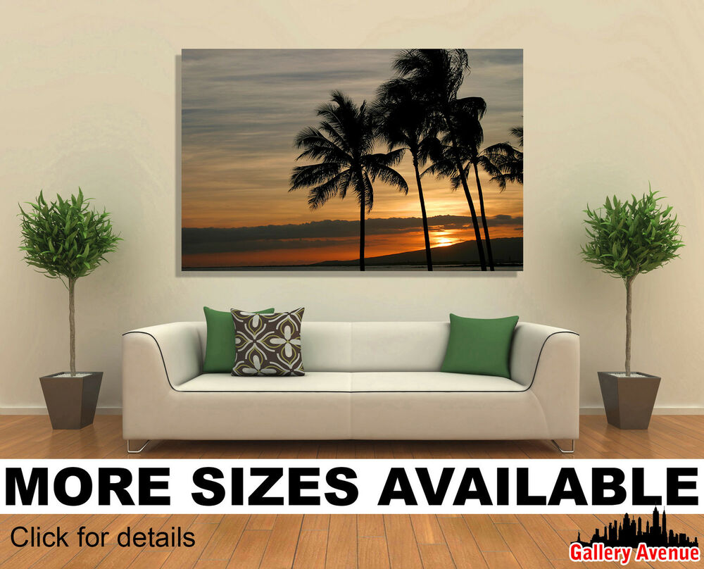 Wall Art Canvas Picture Print