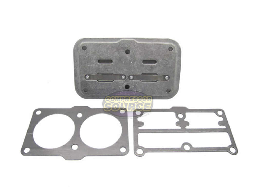 New Quincy Qts 3 Or Qts 5 Valve Plate Amp Gaskets Head