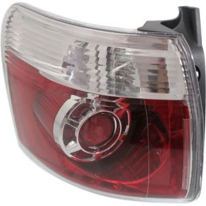 2007  2012 GMC ACADIA REAR TAIL LAMP LIGHT OUTER LEFT LH