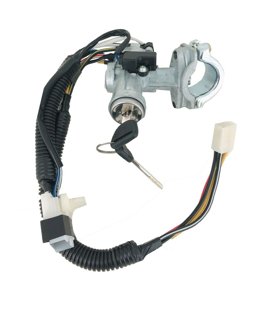 IGNITION STEERING LOCK 88 89 90 91 Honda Civic CRX With
