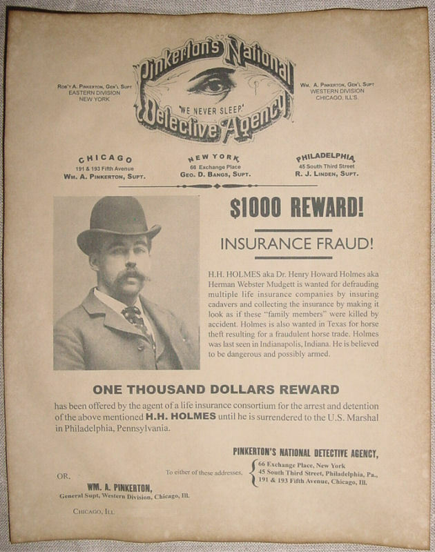 Lucky Luciano Wanted Poster