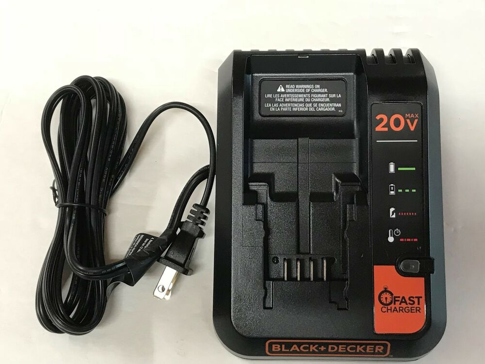 Black And Decker Lithium Charger Breakdown