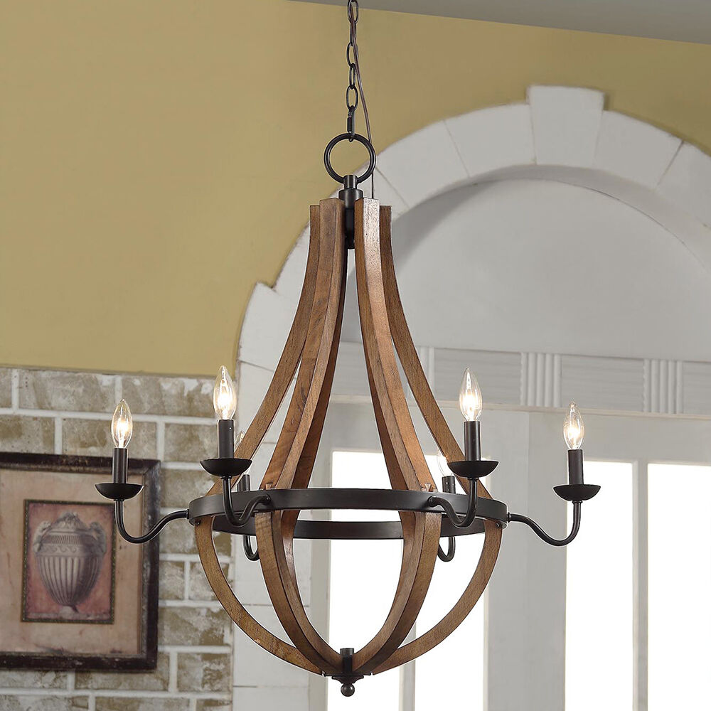 Rustic Light Fixtures