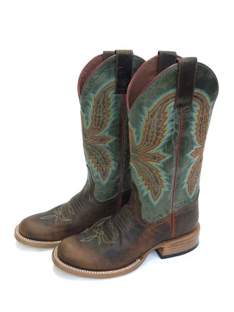 Tan Leather Boots