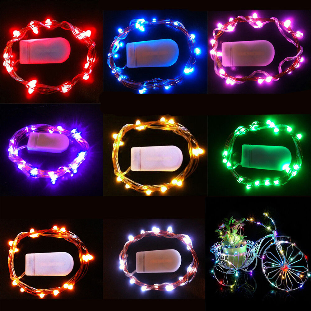 Mini String Lights Battery