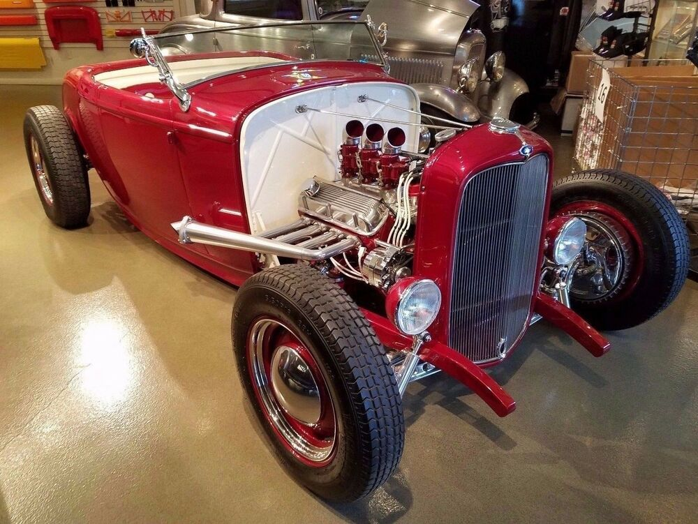 32 Ford Coupe Kit Car