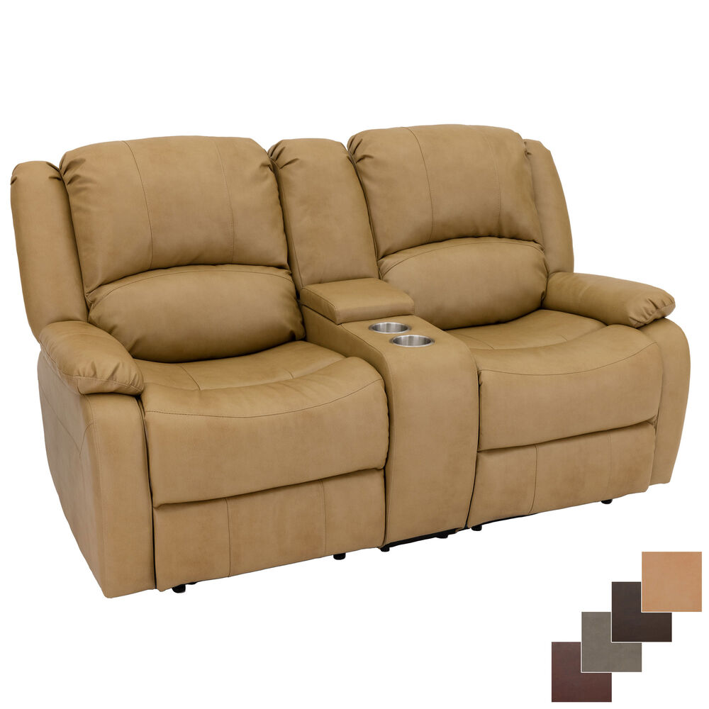 S Rv Double Recliners