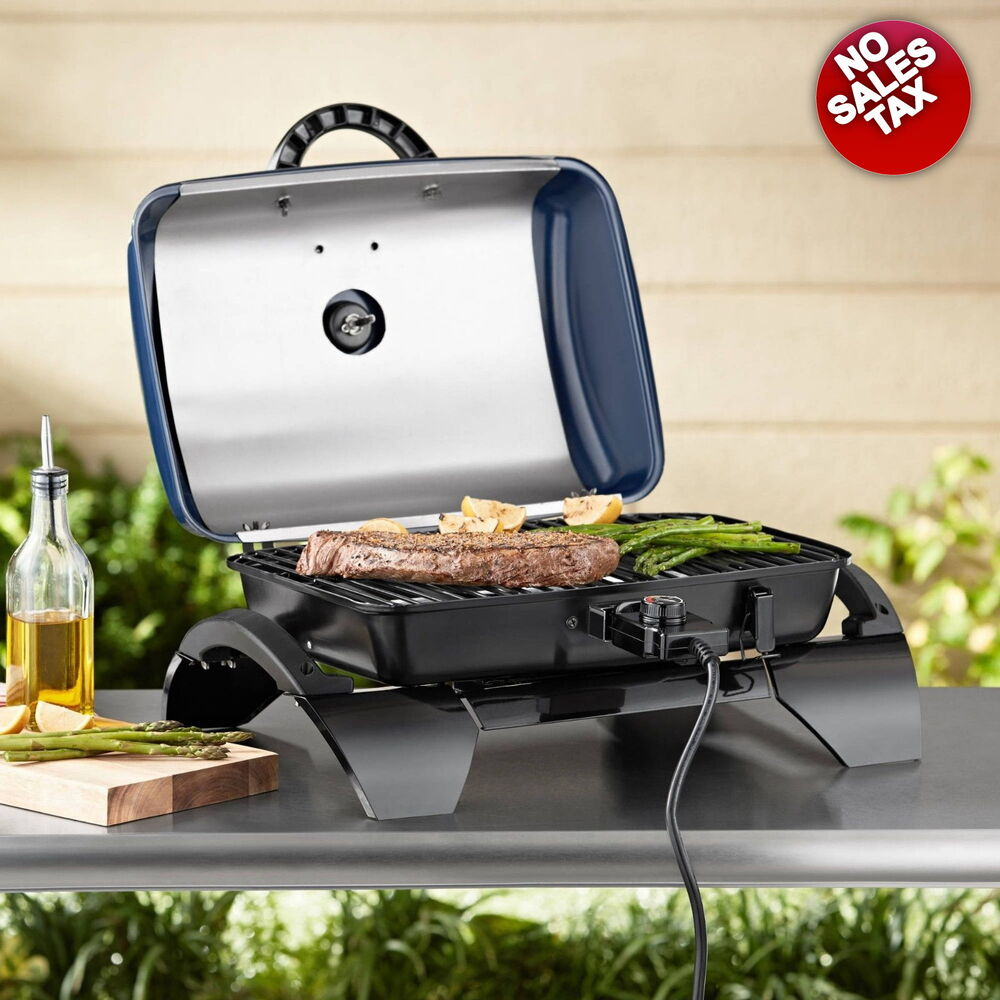 Grill Electric Tabletop Indoor