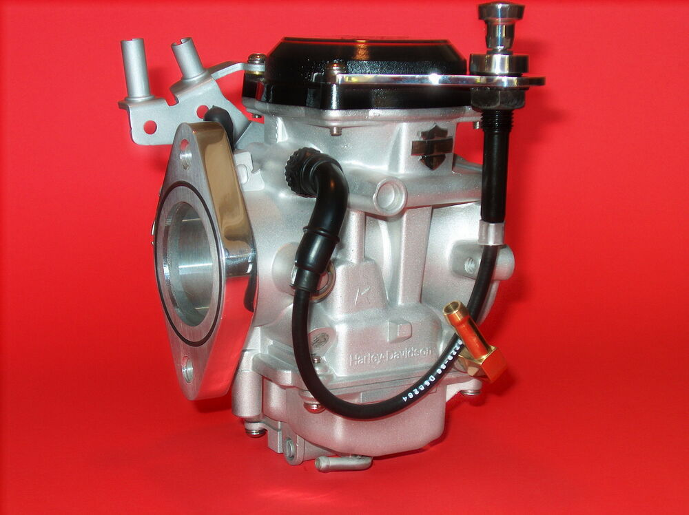 Harley Davidson Shovelhead Cv40mm Carburetor Performance
