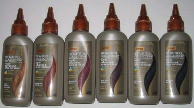 Clairol Beautiful Collection Advanced Gray Solution Hair