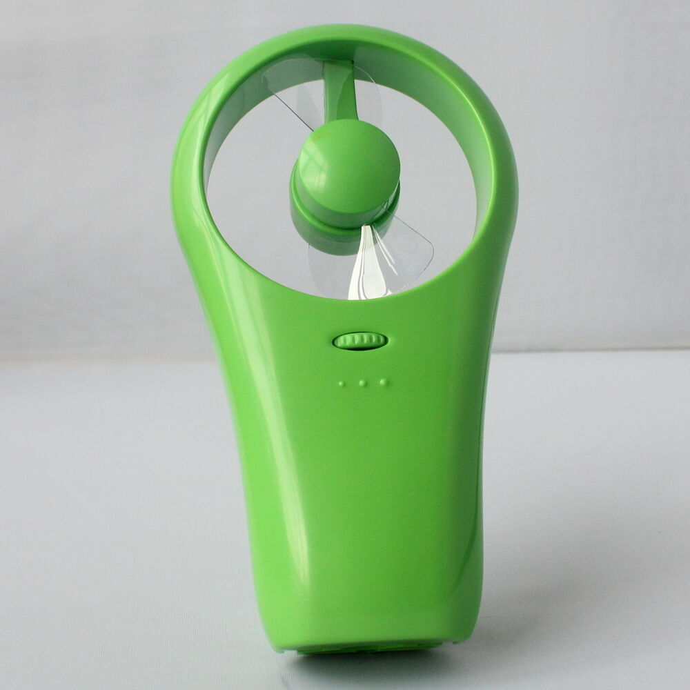 Outdoor Battery Operated Fans