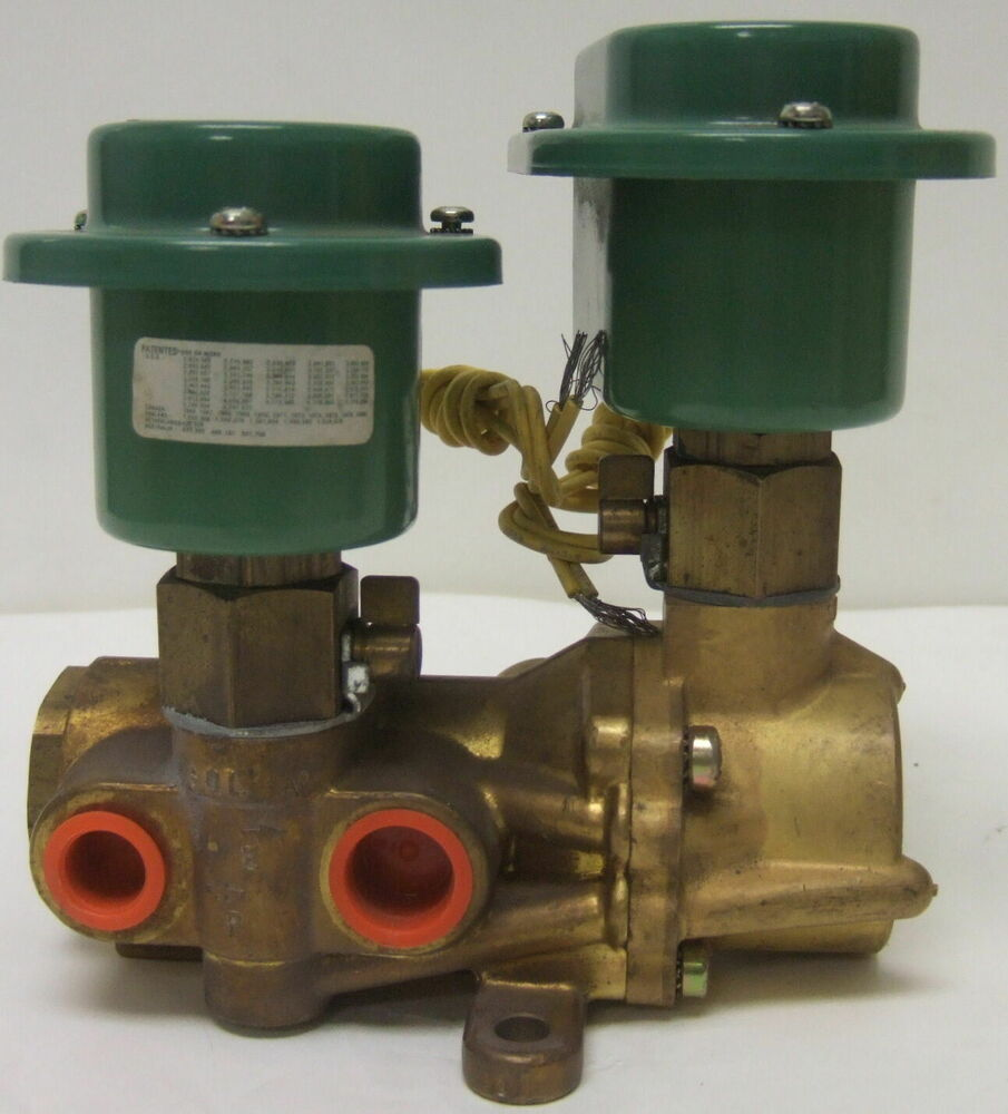 Asco Red Hat Solenoid Valves 3 Way