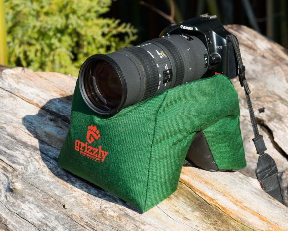 Grizzly Bean Bag (Lg-Green), Camera, Video, Photography ...
