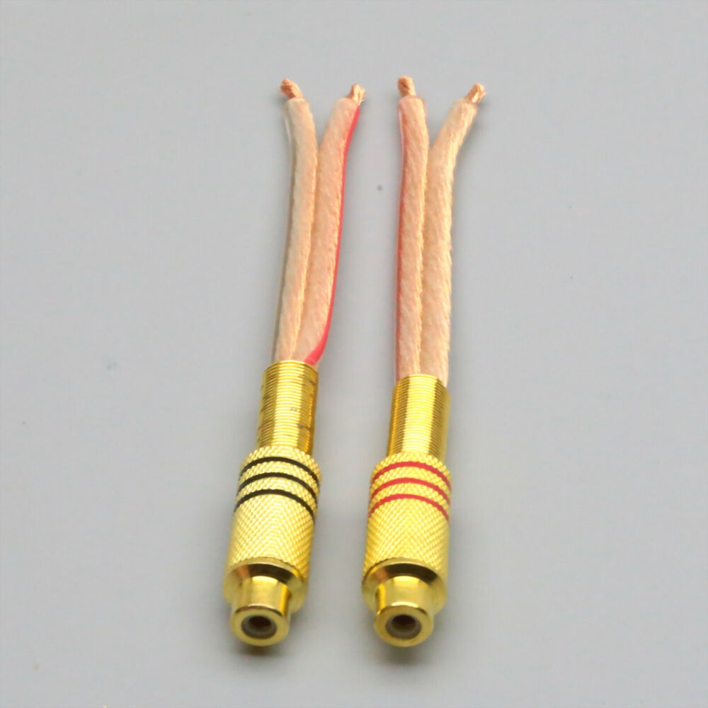 Coax Cable Rca Adapter