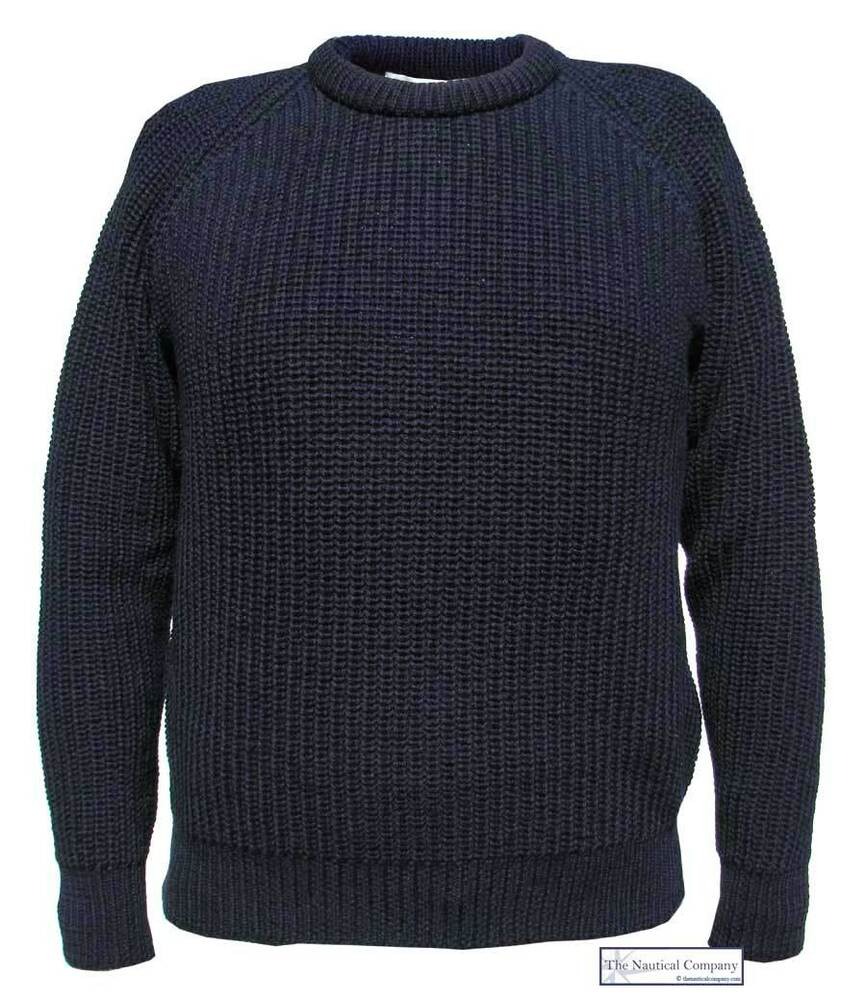 Fisherman Cable Knit Sweater