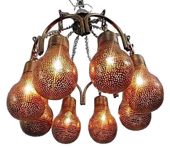 Moroccan Light Fixtures