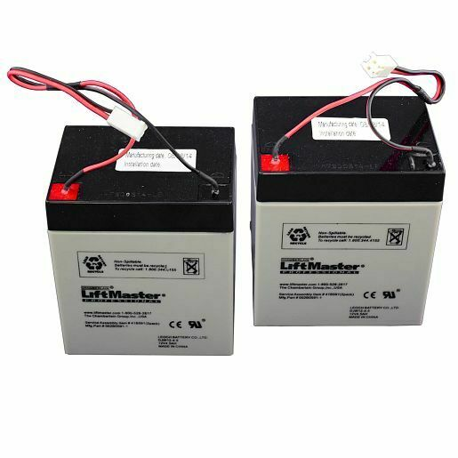 Door Master Lift Garage Replacement Battery