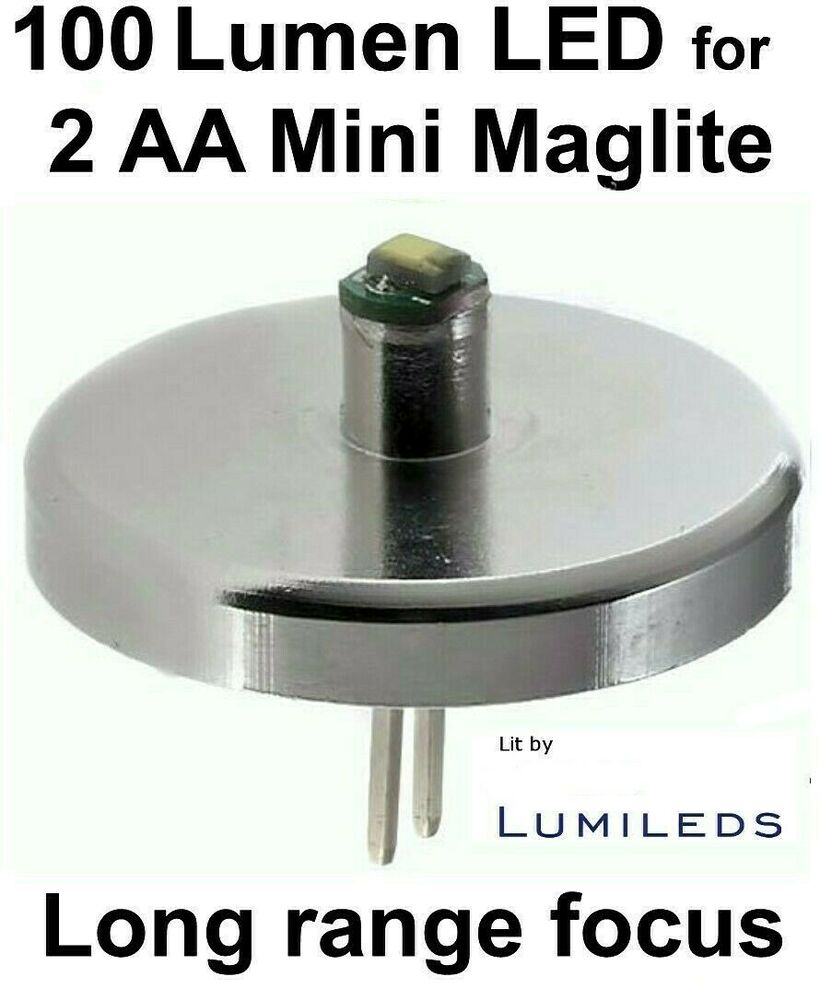 Mini Maglite Light Bulb