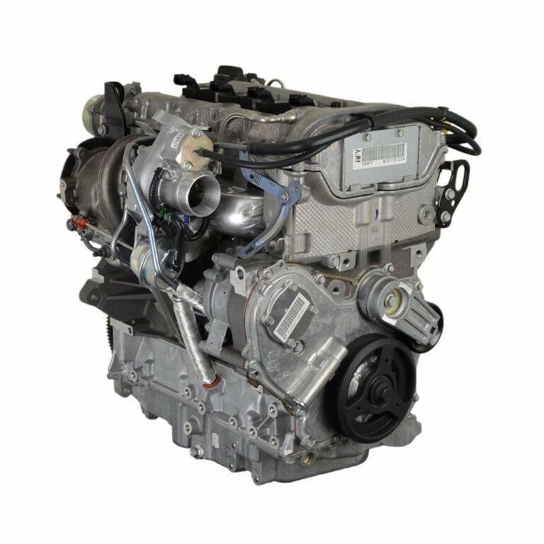 Brand New Gm 2 0l Ecotec Turbo Engines With Turbo Ldk