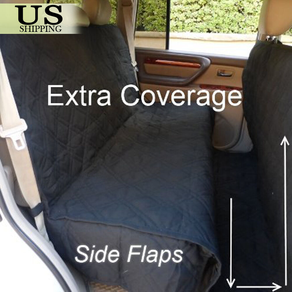 Quilted Bench Seat Cover